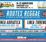 Routes Reggae vi porta al Rototom Sunsplash 25th edition