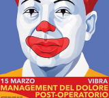 Sabato 15 Marzo MANAGEMENT DOLORE POST OPERATORIO