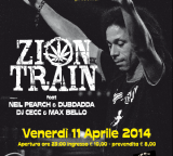 Venerdi 11 Aprile  – HI FIDELITY the 100% Jamaica bass session – ZION TRAIN (UK)