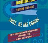 sabato 4 ottobre – smile,we are coming
