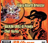 Ven 28 Novembre  Eusebio Martinelli Gipsy Orkestar + Balkan Grill