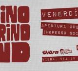 Ven  27 Marzo Paolino Paperino Band  in concerto + Radio Antenna 1 djs