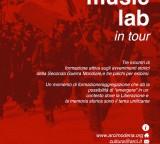 Sab 25 Aprile   HISTORY MUSIC LAB  live set  //  Radioliberamente djshow feat Cecco Signa