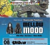 Ven 08 Maggio 100% Jamaica presenta  Rototom Sunsplash official Launch Party  MELLOW MOOD live / Muiravale Freetown live / VITO WAR dj