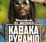 mer 21 Ottobre – KABAKA PYRAMID & THE BEBBLE ROCKERS