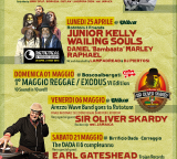 01 Maggio Reggae/ exodus VI Edition – Bosco Albergati