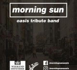 Sabato 06 Maggio  Supersonic Brit Party con The Morning Sun (Oasis Tribute band)