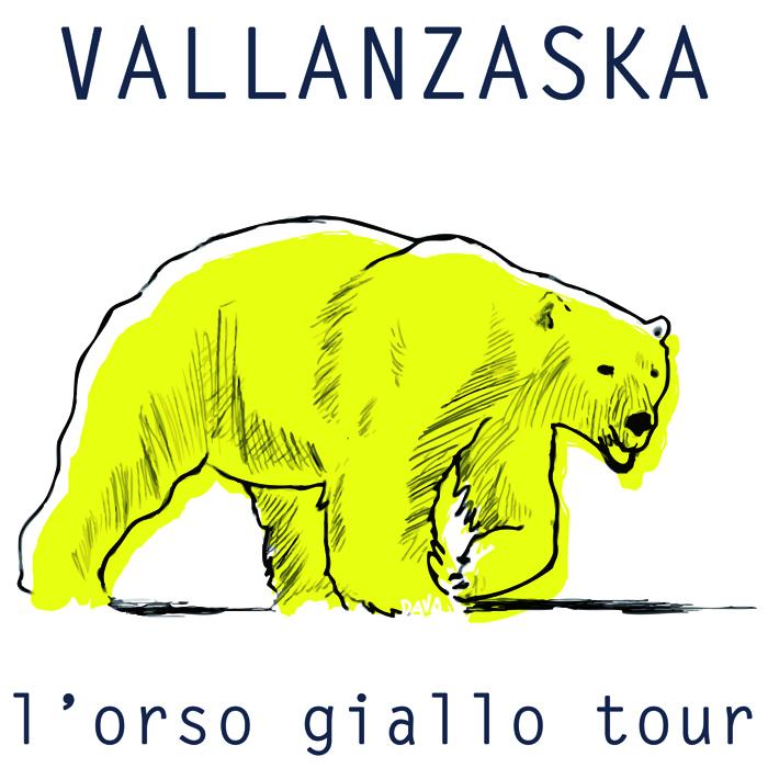 venerdi 27 Ottobre VALLANZASKA + MAD live / La Notte Brava djset con Giulia Witch & Viperetti dj