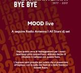 Sabato 09 Dicembre  Quaratenna1 bye bye // MOOD live + RadioAntenna1 All Stars djset