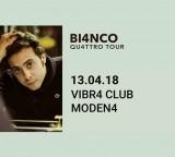 VENERDI 13 APRILE // BIANCO