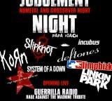 Sabato 01 Dicembre Radio Antenna 1 presenta JUDGEMENT night con GUERRILLA RADIO live + RadioAntenna 1 dos