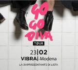 Sabato 23 Febbraio LA RAPPRESENTANTE DI LISTA live + Italindie djset Kiara & Riccardo