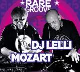 Sabato 05 Gennaio  dj LELLI + dj MOZART , Funky Rare Groove