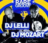 Sabato 02 Marzo dj LELLI + dj MOZART // FunkyRareGroove