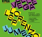 Sabato 01 Giugno  ModenaPride 2019 con LORENZO LSP + ELLE VEGAS + JUMBO