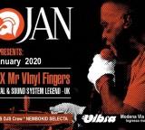 Venerdi 24 Gennaio  Trojan Records presenta: Gladdy WAX / Mr Vinil Fingers / Emilia Soul Lovers /