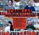 Venerdi 18 Gennaio  I CAMILLAS live  / Laika Mvmnt
